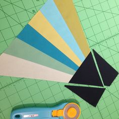 I'm thrilled to show you a versatile block that you can make with wedge shapes! No paper piecing! There are so many ways to use this lit...