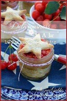 Deliciousness in a jar- 10 yummy recipes