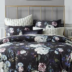 Design your everyday with duvet covers you'll love. Upgrade your bedding with unique patterns & designs from independent artists across the world.
