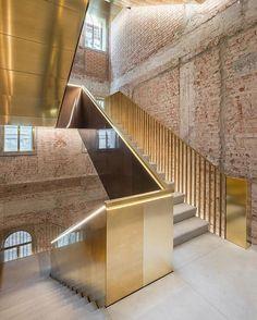 OMA's restoration of the 16th Century Fondaco dei Tedeschi in Venice is complete…