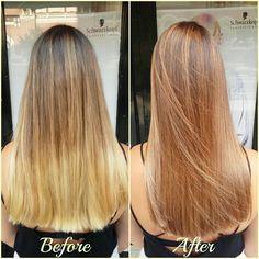 Balayage byRekaCoco #balayage #hair #blonde #haj #cheveux #cheveuxlong #blond #coco