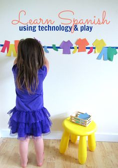 Fun way to use technology like iPhone or iPad apps and hands on activities together.