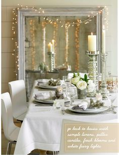 The White Company's Christmas Collection