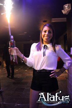 Bottle #sparklers at Alafys VIP in Houston, TX! Bottle Sparklers, Small Fountains, Disco Party, Houston Tx, Spice Things Up, Vip, Celebrities, Celebs, Foreign Celebrities