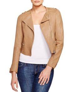 Joie Odina Leather Jacket