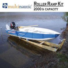 Multinautic Boat Ramp Kit-19226 - The Home Depot