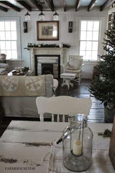 farmhouse living room inspiration