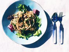 どんな料理もお手の物!ローラが作るバリエーション豊かな手料理まとめ  hole Foodsにいって食材をかって作った パスタ  by Rola