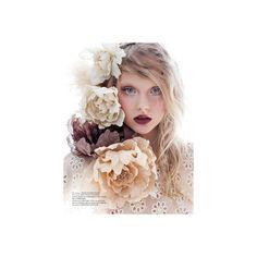 Просмотр фона FashionBank. flower - Dressed.ru ❤ liked on Polyvore featuring models