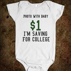 US college fund... Lol
