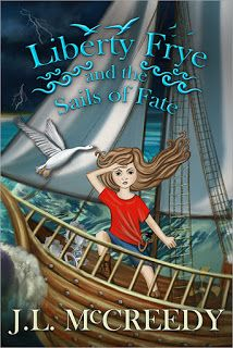 LIberty Frye and the Sails of Fate - Are you a Harry Potter fan? If you ever felt that Hermione should have been the lead character, you have to meet Libby Frye...