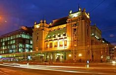 Serbian National Theatre, Belgrade