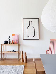 unique melbourne home featured in est magazine. / sfgirlbybay