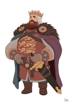 """personal project - Robin Hood 2015.""""King Richard The LionHeart""""soonsang works.201506027십자군 원정 전쟁에서 적왕 살라딘을 격파 그용맹성으로사자왕이라는 별명을 얻었다.전투에서 늘 영웅의 면모를 유감없이 발휘하며 왕임에도 불구하고 누구보다 앞장서서 적과 싸운다.용맹하고 강직한 성정의 왕.동생 존왕자와는 적대적인 관계에있다.오랜 원정 전쟁과 높은 과세로 인해 지방 제후들과민심이 그리 좋지않은 상태이다.*스토리는 스포일러가 포함되어있어서 생략instagram - https://instagram.com/hong_soonsang/Artstation - https://www.artstation.com/artist/soonsanghong54"""