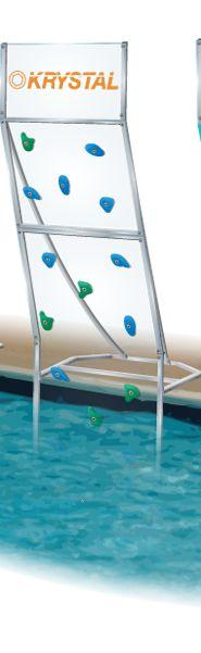 AquaClimb® Poolside Climbing Walls - Poolside Adventures