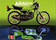 Kawasaki 50cc.                                                                                                                                                                                 More