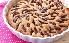 Szilvás sütemény Apple Pie, Cookies, Baking, Food, Crack Crackers, Apple Cobbler, Bakken, Eten, Cookie Recipes