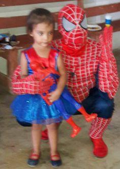 A las niñas también les encanta Spiderman 8831-3232