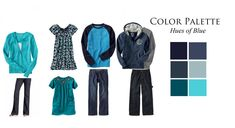 colors to wear for a fall family photo | Fall Family Portraits Clothing Ideas