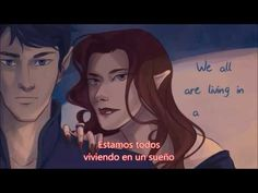 A Court of Thorns and Roses (Una Corte de Espinas y Rosas) - Fantrailer subtitulado - YouTube