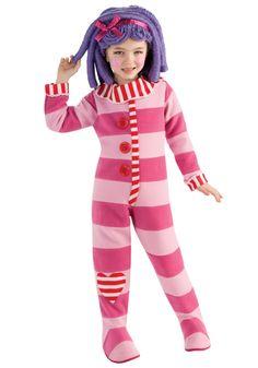 buena idea para un disfraz de muñeca es hacer una peluca de fantasía imitando cabello de lana