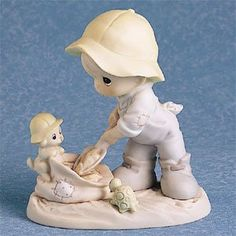 Precious Moments Figurine - Nothing Can Dampen The Spirit #603864