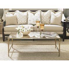 Lexington Furniture 708-947 Kensington Place Millington Metal Cocktail Table