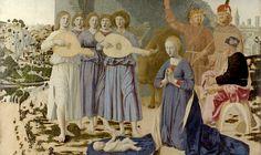 Piero della Francesca, La Natividad (1470 / 75)