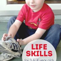 Basic Life Skills for Kids to Know - Specifically Preschoolers