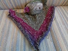 Ravelry: Lion Brand Shawl in a Ball