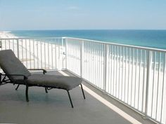 VRBO.com #41023 - Gulf Front! Huge Wrap Around Balcony Corner Unit, Best View in Gulf Shores!!!