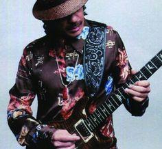 Carlos Santana is Mexican American.