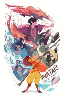 Avatar: The Last Airbender Aang, Katara, Toph, Zuko, Sokka Avatar Aang, Avatar Airbender, Avatar Legend Of Aang, Team Avatar, Legend Of Korra, Aang The Last Airbender, The Last Avatar, Corpse Party, Avatar Series