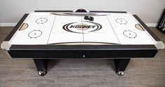 Stratosphere Air Hockey Table with Docking Station Air Hockey, Docking Station, Poker Table, Bass, Room, Bedroom, Rooms, Lowes, Rum