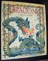 Dragons: A Natural History by Karl Shuker and Desmond Morris in RaeRae's Garage Sale Winnsboro, SC Illustrations, Illustration Art, Morris, Oceans Of The World, Dragon 2, Mythical Creatures, Natural History, Fantasy Art, Fairy Tales