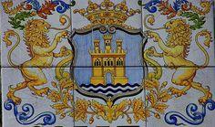Azulejo de la calle Alcalá. Madrid   Flickr: Intercambio de fotos