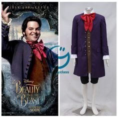 Disney Beauty and the Beast 2017 Film Lefou Cosplay Costume  #disney #BeautyandtheBeast #lefoucosplay #cosplayclass