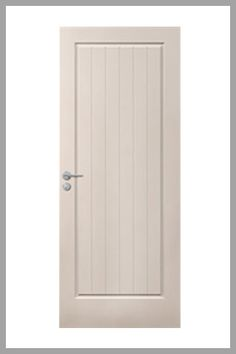 Corinthian Solidcarve Primed PSC Series u2013 Mu0026B building products  sc 1 st  Pinterest & Corinthian Doors 2040 x 820 x 37mm Deco 4 Internal Door I/N 1976104 ...