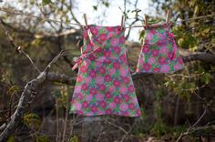 Kate Wrap Around Dress Child and Doll PDF by sewsweetpatterns, $9.00
