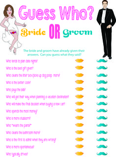 5 Best Images of Printable Wedding Games - Bridal Shower Games Printable, Bridal Shower Games Printable and Free Printable Wedding Shower Games Couple Shower Games, Fun Bridal Shower Games, Bridal Games, Printable Bridal Shower Games, Wedding Games, Bridal Showers, Shoe Game Wedding, Tiffany's Bridal, Wedding Props