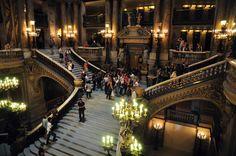 Ópera Garnier - Horario, precio y ubicación en París