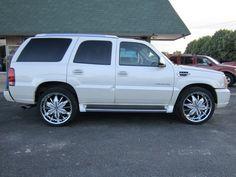 2004 #Cadillac #Escalade AWD - Smithfield NC   #landmarkautoinc landmarkautoinc.com