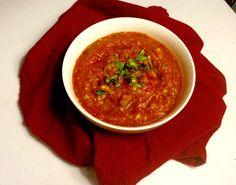Gazpacho Soup 1