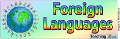 Foreign Language Teaching Ideas for Ages 5-11