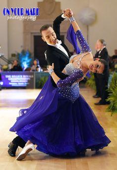 Ekaterina Popova and Vladislav Shakhov at the Killick Klassik in Boca Raton, Fl. Beautiful couple.