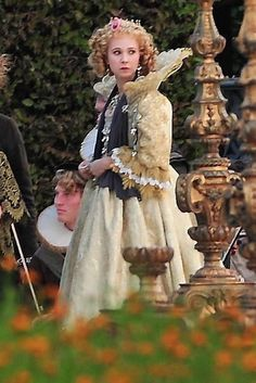 The Three Musketeers, Queen Anne (takes place at the beginning of the 17th Century