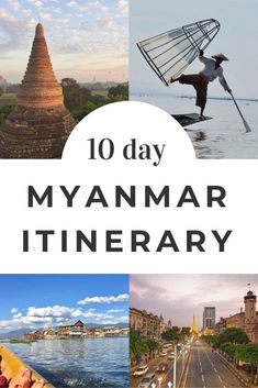 Myanmar Itinerary: Ready to get off the beaten path? Visit Myanmar (Burma) to discover magical temples, outdoor adventures and bustling cities. Read this Myanmar 10 day itinerary to make the most of your Myanmar vacation!