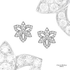 Earrings - Jasmine in Paris collection