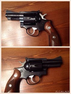 Ruger Security Six 357Mag.
