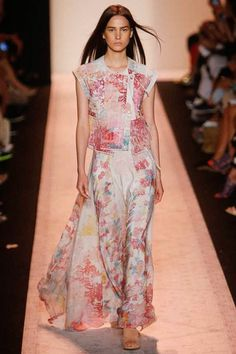 BCBG Max Azria womenswear, spring/summer 2015, New York Fashion Week
